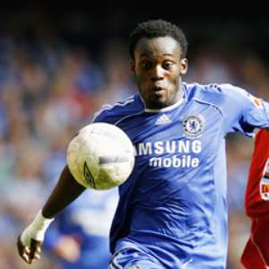Essien is the real Guv'nor